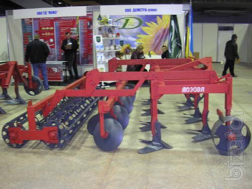 Harrow CYP-24 and CYP-15 hydraulic trailer