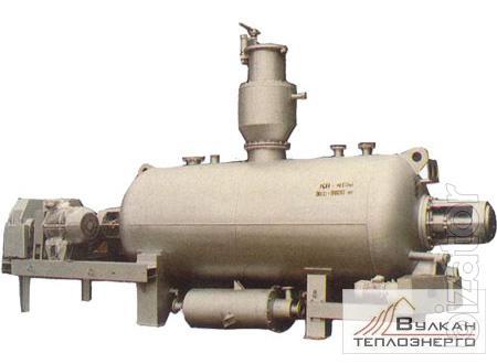 Вакуумный котел КВ-4.6М, Ж4-ФПА