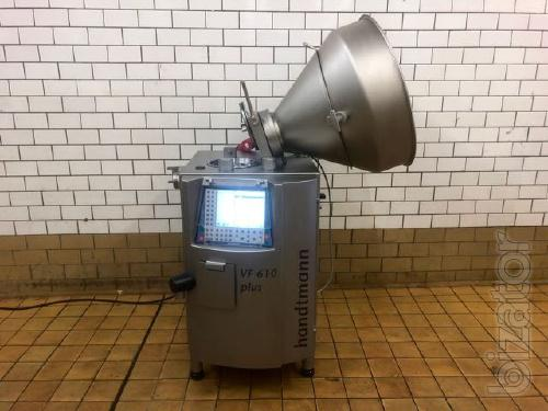 Vacuum filler Handtmann VF 610 plus