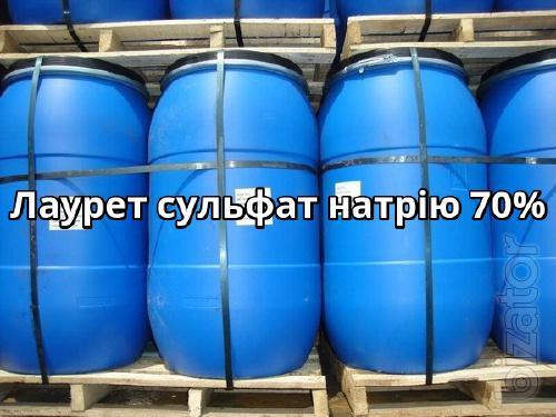 Лаурет сульфат натрію 70%