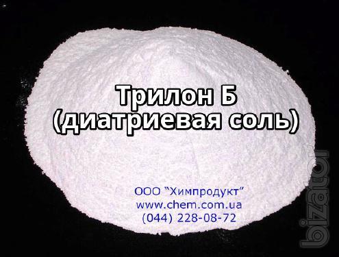 Трилон Б (динатриевая соль)
