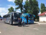 Ежедневные поездки Луганск Москва (автовокзал касса №16) Интербус