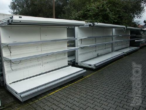 Refrigerating furniture for supermarkets
