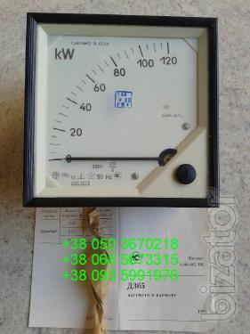 Sell wattmeters D,D