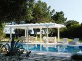 Вилла для отдыха на острове Альбарелла, Италия