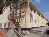 Капитальный ремонт фасадов коммерческих зданий