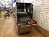 Frozen meat cutter Laska G 530