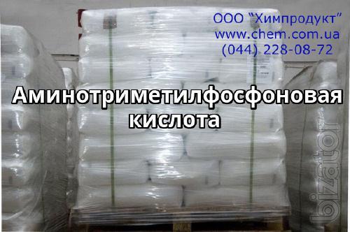 Аминотриметилфосфоновая кислота