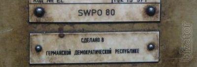 продам оптико профиле шлифовальный станок SWPO 80