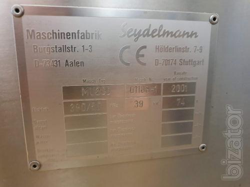 Mixing grinder Seydelmann MU 200