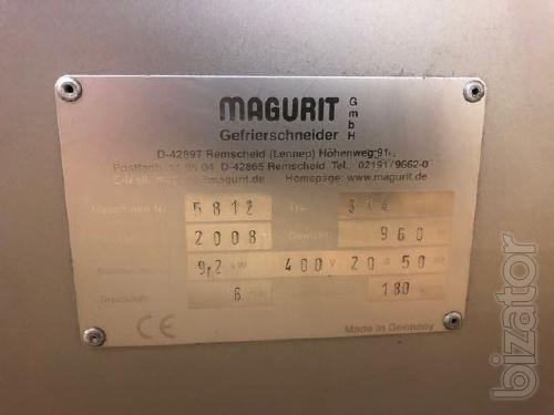Rotation cutter Magurit Starcutter 314