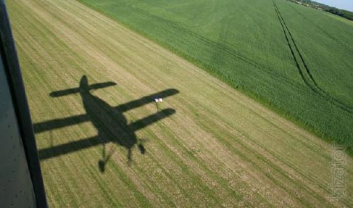 Agricultural flights in agriculture and forestry. All Ukraine