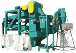 Equipment - Shellers, grain shop, cropsand