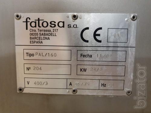 Automatic mincer Fatosa PAL160