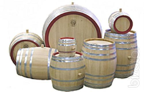 Barrels for wine and brandy special quality