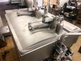 Twin-shaft paddle mixer Wolfking TSM 1000L