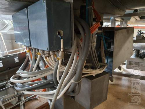 Twin-shaft ribbon/paddle mixer Wolfking 2500L