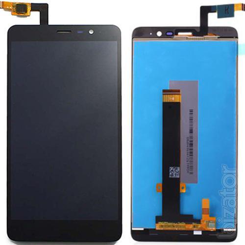 Дисплей+тачскрин Xiaomi RedMi note3 (чёрный,белый,золотой)