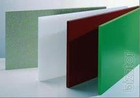 Polyethylene , polypropylene, PVC , polyamide.
