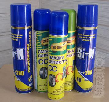 Sell sealants and lubricants LTD. Penta.