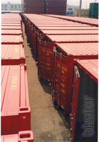 Selling a great sea containers 20,40 feet, b/y, REFs
