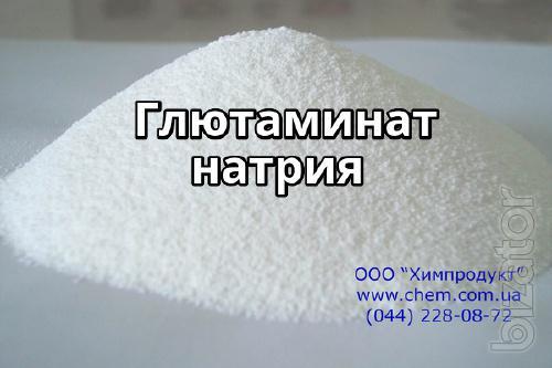 Глютаминат натрия
