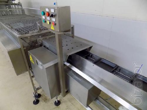 Fully automatic tray sealer Mondini CVS/VG 1-5