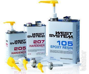 Epoxy resin West System
