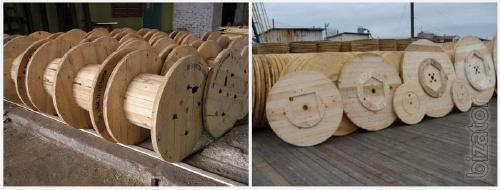 The company produces any wooden containers