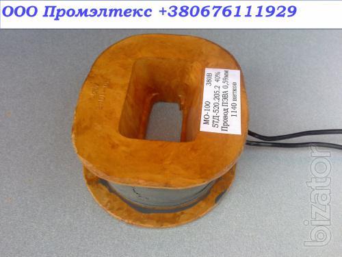 Катушка тормоза MO-100 380в