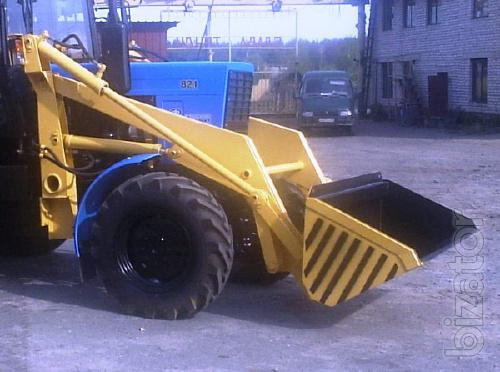 Loader front-PF-08(removable)