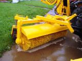 Sell brush utility tractor
