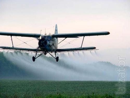 Agricultural flights