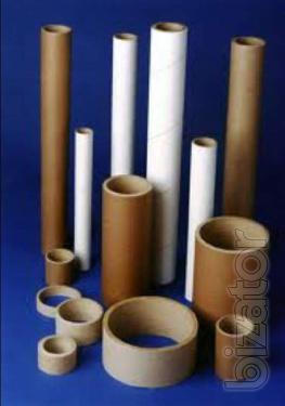 cardboard sleeve, spool, tube