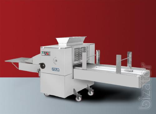 Machine for forming sugar cookie Italy.