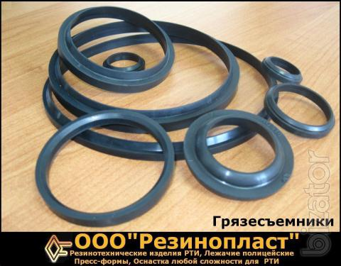 Manufacture of Rubber products Manufacture of rubber products under the order. Here! Please!