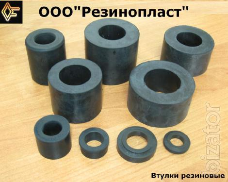 Mechanical rubber goods (MRG) and equipment for their production, from the manufacturer