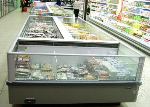 Boneti (showcase freezer) Ukraine