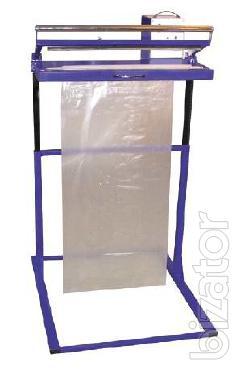 Napcoware sealing machine PE bags and sacks with u