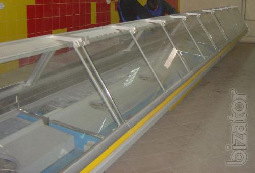 Sale of refrigerated cabinets used