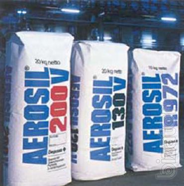 Aerosil, acyl, Orisil, pyrogenic silica, diox