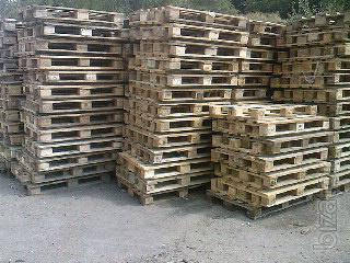Pallets/used, new, wooden packaging, packaging