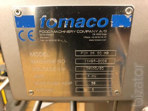 Brine injector Fomaco FGM 26 SC M2