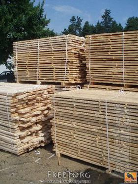Edged Board, not edged, timber. Shipping.