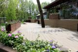 Board for terraces, swimming pools from the company Woodplast