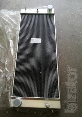 207-03-72321 Радиатор Komatsu PC300-8, PC350LC-8.