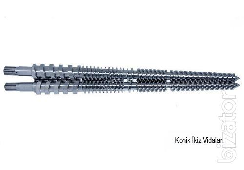 Manufacture supply of screws and screw pairs