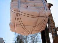 Produce tape slings - slings, big bags