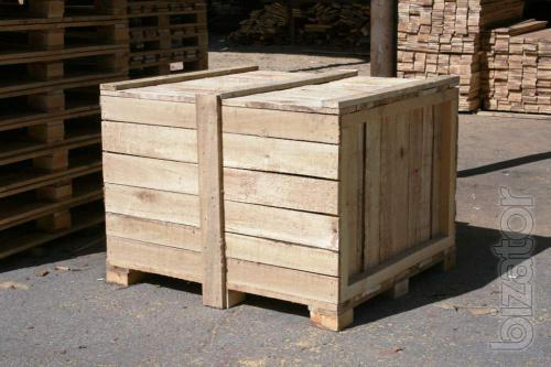 sell pallets,drums,boxes, any wooden packaging