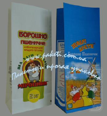 Paper bags and cardboard packaging